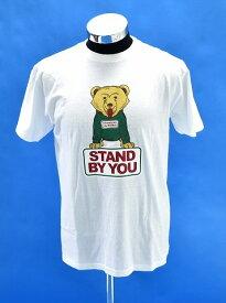 【新品】 STANDARD CALIFORNIA (スタンダードカリフォルニア) SD Stand by You Tee スタンドバイユーTシャツ ロゴ クルーネック プリントTシャツ 半袖Tシャツ T-SHIRT WHITE LARGE スタカリ MADE IN JAPAN エスディー