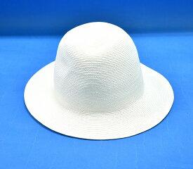 【新品】 KIJIMA TAKAYUKI (キジマタカユキ) ペーパーブレードハット WHITE 帽子 HAT 3 MADE IN JAPAN 17126-10 中折れ