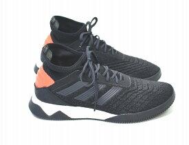 【新品同様】 adidas (アディダス)F35621 PREDATOR 19.1 TR プレデター 19.1 トレーナー ストリートシューズ レアルスポーツ シューズ スニーカー 靴