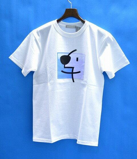 【新品】 THE BLACK EYE PATCH (ザ ブラック アイ パッチ) Finder Tee S/S 半袖ファインダプリントTシャツ T-SHIRTS WHITE M  TCF限定 THE CONTEMPORARY FIX