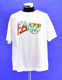 【新品】 FACETASM (ファセッタズム)FACE GRAPHIC BIG TEE フェイス グラフィック ビッグ Tシャツ LOGO ロゴ 半袖 クルーネックT-SHIRT WHITE 5