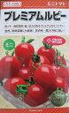 カネコ交配 プレミアムルビー  カネコ種苗のミニトマト品種です。