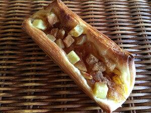 【アップルポテト】自家製リンゴジャムとサツマイモのデニッシュ