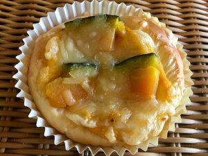 【かぼちゃのチーズ焼き】秋限定!