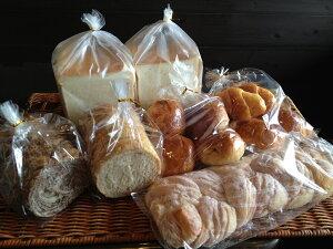 GREENのお食事パンセット】食パン・バターロール・レーズンロール・ラウンドパン・お食事パンの詰め合わせ!