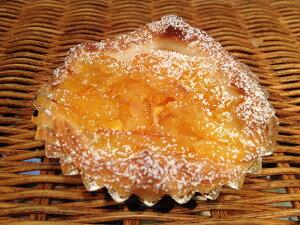 【スイートオレンジ】自家製オレンジピールと自家製カスタードを使用したデニッシュパン