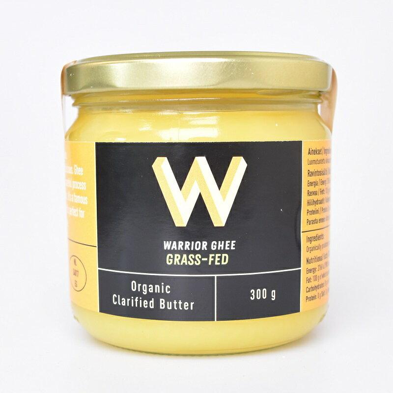オーガニックグラスフェッドギー300g|Warrior Coffee(ウォリアー・コーヒー)
