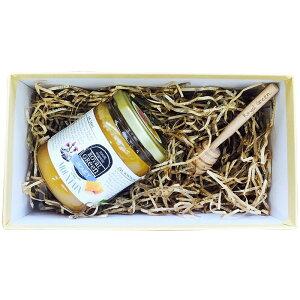 【ギフト】有機マウンテン・ローハニー(非加熱・生ハチミツ)250g/ロイヤルグリーン【ギフト/内祝い/快気祝い/結婚祝い】