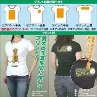 オリジナルTシャツ【レディース】【写真プリント】名入れチームTシャツおもしろTシャツフライスTシャツ【メール便対応】【楽ギフ_名入れ】