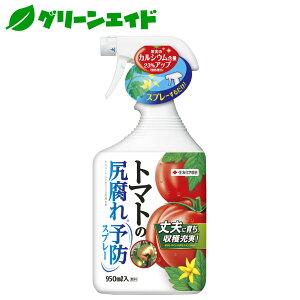 トマト 尻ぐされ トマトの尻腐れ予防スプレー 950ml 住友化学園芸 家庭菜園 園芸 肥料 液体肥料 予防