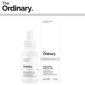 【海外メール便】 【The Ordinary.】Hyaluronic Acid 2% + B5 DECIEM オーディナリー ディサイム お肌 美容 プチプラコスメ スキンケア