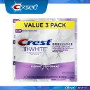 【期間限定☆お値下げ】【エクスプレス便】 Crest 3D Brilliancemint 4.1oz pack of 3  エクスプレス便 【116g お…