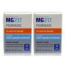 【エクスプレス便】【2個セット】MG217 PSORIASIS multi symptom ointment intensive strength PACK O...