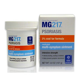 MG217 PSORIASIS multi symptom ointment intensive strength PACK OF 1 MG217軟膏 3.8oz