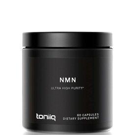 【エクスプレス便】Toniiq Ultra High Purity Stabilized NMN Capsules 60 Capsules NMNサプリメント ニコチンアミドモノヌクレオチド 60カプセル