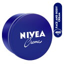 ニベアクリーム 大容量 400g NIVEA スキンケア ボディケア フェイスクリーム ボディクリーム スクワラン ホホバオイル 保湿