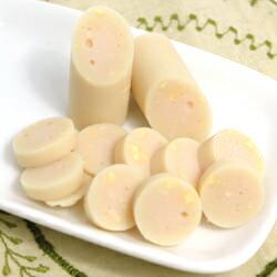 【プライムケイズ】無薬鶏ささみチーズソーセージ(おまけ付き) 22本| おやつ 犬 無添加 国産 犬用