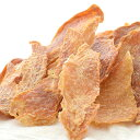 【ウィズ グリーンドッグ】でっかい薄切りジャーキー 鶏ムネ肉 120g【3,240円以上で送料無料 15時までの注文で当日…