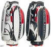 トミーヒルフィガーゴルフ TOMMY HILFIGER THE FACE caddie bag THMG7SC1 ◆ golf golf bag round article Caddie bag caddie bag with point Up+ discount coupon