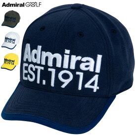 アドミラルゴルフ メンズ エスタブリッシュ キャップ ADMB061F