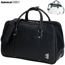 アドミラルゴルフ トラディショナル スポーツ ボストンバッグ ADMZ0FB2