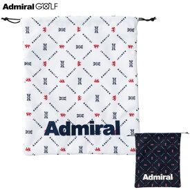 アドミラルゴルフ モノグラム 巾着 ADMZ0FM1