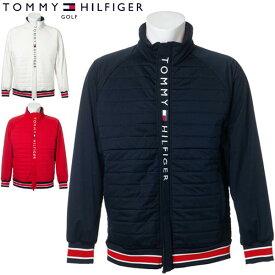 トミーヒルフィガー ゴルフ ウェア メンズ HILFIGER 中綿 ジャケット THMA087 2020年秋冬モデル M-XL