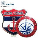 [セール品]シナコバ SINA COVA キャップ クリップマーカー SCMK-01 通販 ゴルフ
