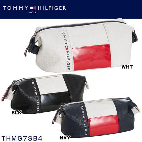 トミー ヒルフィガー ゴルフ TOMMY HILFIGER THE FACE ポーチ THMG7SB4
