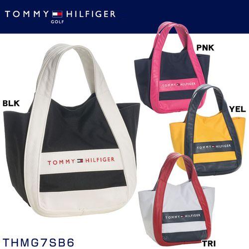トミー ヒルフィガー ゴルフ TOMMY HILFIGER CONTRAST ラウンドトート THMG7SB6