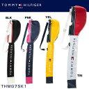 トミー ヒルフィガー ゴルフ TOMMY HILFIGER CONTRAST クラブケース THMG7SK1 ◆ ゴルフ ゴルフバッグ クラブ入れ 練習用品