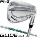 ピン GLIDE 3.0 左用 ウエッジ N.S.PRO 950GH NEO シャフト