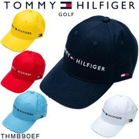 db39b5dcdf0 トミーヒルフィガー ゴルフ キャップ THロゴキャップ THMB90EF