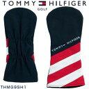 トミーヒルフィガー ゴルフ ドライバー用 ハンプ ヘッドカバー THMG9SH1