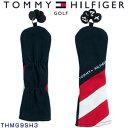 トミーヒルフィガー ゴルフ ユーティリティ用 ハンプ ヘッドカバー THMG9SH3
