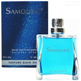 アランドロン サムライ 100ML EDT SP ( オードトワレ ) 普段使いしやすい 「 ALAIN DELON 」 人気 メンズ 香水 フレグランス 。 【楽ギフ_包装】