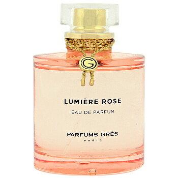【 アウトレット 】 グレ ルミエール ローズ 100ML EDP SP ( オードパルファム ) GRES フレグランス 香水 レディース ローズの香り 人気 テスター 訳あり