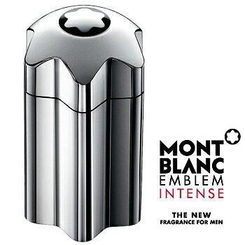 【 アウトレット 】 モンブラン エンブレム インテンス 100ML EDT SP ( オードトワレ ) MONTBLANC 人気 メンズ フレグランス 香水 テスター 訳あり /