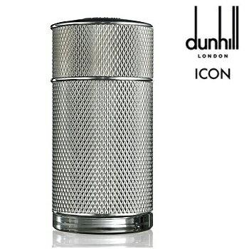 【 アウトレット 】 ダンヒル アイコン 100ML EDP SP ( オードパルファム ) DUNHILL ICON FOR MEN 人気 メンズ フレグランス 香水 テスター 訳あり