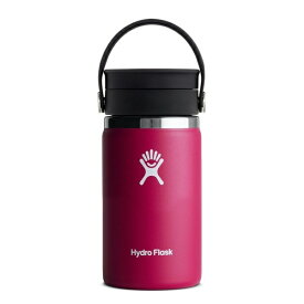 ハイドロフラスク ワイドマウスコーヒー フレックスシップ 12oz 保温 保冷 ボトル 水筒 国内正規品
