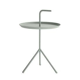 【 送料無料 】 HAY (ヘイ) サイドテーブル DLM SIDE TABLE ミント パウダー仕上げ φ380mm | テーブル リビングテーブル コーヒーテーブル リビング ダイニング 北欧家具 インテリア スチール インダストリアル シンプル おしゃれ デンマーク 北欧
