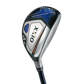 ゼクシオ テン ハイブリッド ネイビー MP1000 カーボンシャフト H3 H4 H5 H6 XXIO10 Hybrid ゴルフ ユーティリティ