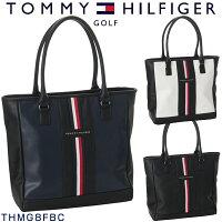 TommyHilfigerTHMG8FBCトミーヒルフィガーフロントテープトートバッグ