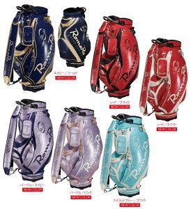 【新色】ロマロ プロモデル キャディバッグ 9.5 RomaRo PRO MODEL CADDIE BAG 9.5 ゴルフ スタッフバッグ パーライズシリーズ