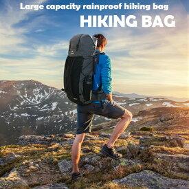 バックパック ヒッキングバッグ 登山 リュック 60L+5L 旅行 リュックサック 登山用リュック 防災 アウトドア Naturehike