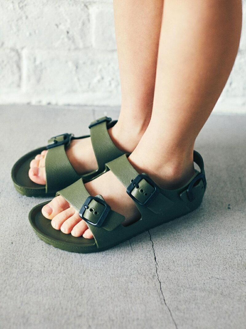 [Rakuten BRAND AVENUE]BIRKENSTOCK(ビルケンシュトック)MILANO EVA 16cm-22cm UNITED ARROWS green label relaxing ユナイテッドアローズ グリーンレーベルリラクシング シューズ