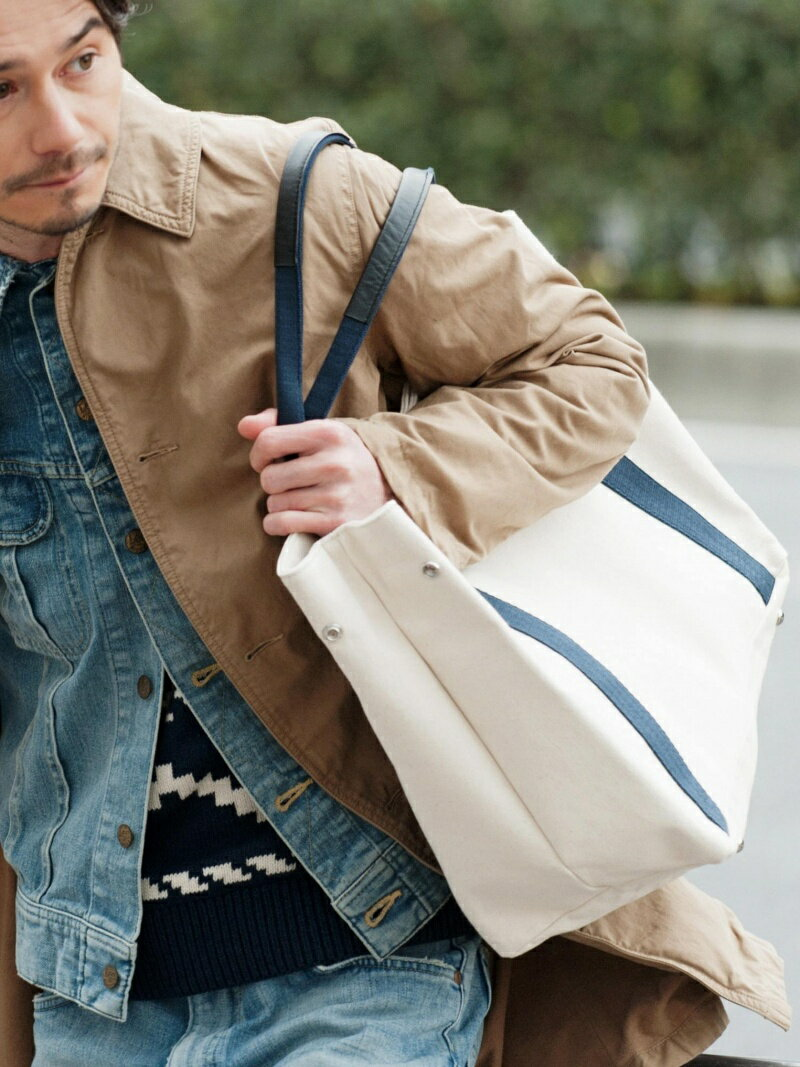 UNITED ARROWS green label relaxing KC NT キャンバス トートバッグ ユナイテッドアローズ グリーンレーベルリラクシング【送料無料】