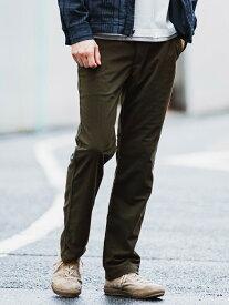 [Rakuten Fashion]SCコーデュロイアーバンスリム+パンツ# UNITED ARROWS green label relaxing ユナイテッドアローズ グリーンレーベルリラクシング パンツ/ジーンズ フルレングス カーキ ベージュ ネイビー【送料無料】