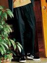 【SALE/10%OFF】UNITED ARROWS green label relaxing CM コットンテンセルクロスプリーツ ユーティリティー パンツ 9…