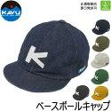KAVUカブー【即日発送可】ベースボールキャップBASEBALLCAP帽子フェスコットンビンテージテイスト